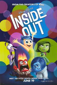 Insdie out Poster